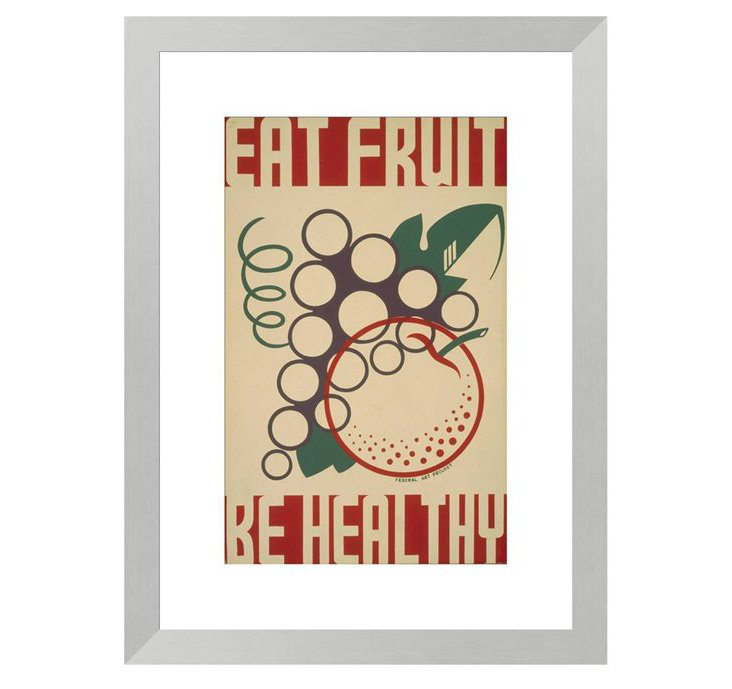 Eat Fruit Be Healthy