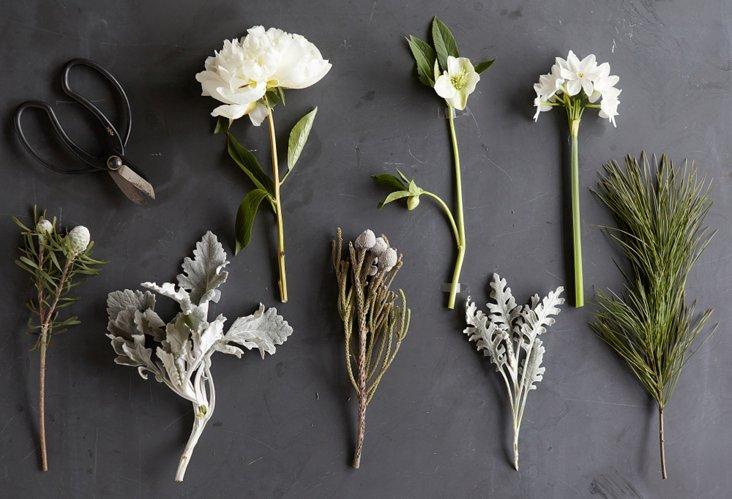 Mason Stefl, Floral Study I