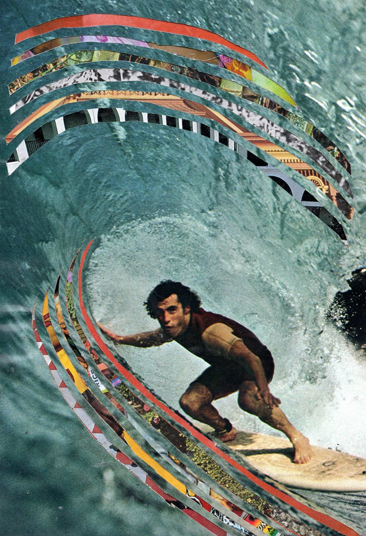 Ben Giles, Surfing