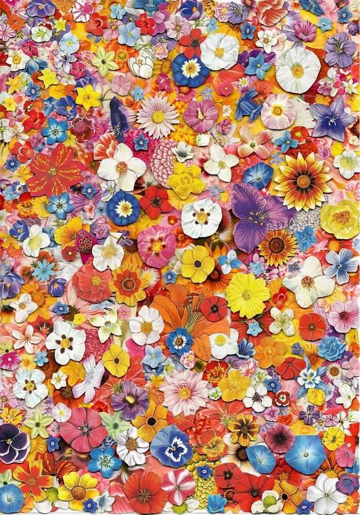 Giles, Flowers