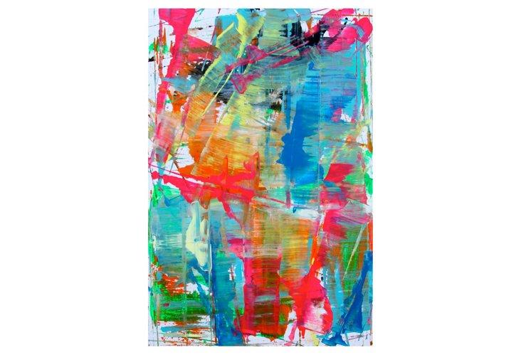 Lindsay Cowles, 26x36 Untitled 91-DNU