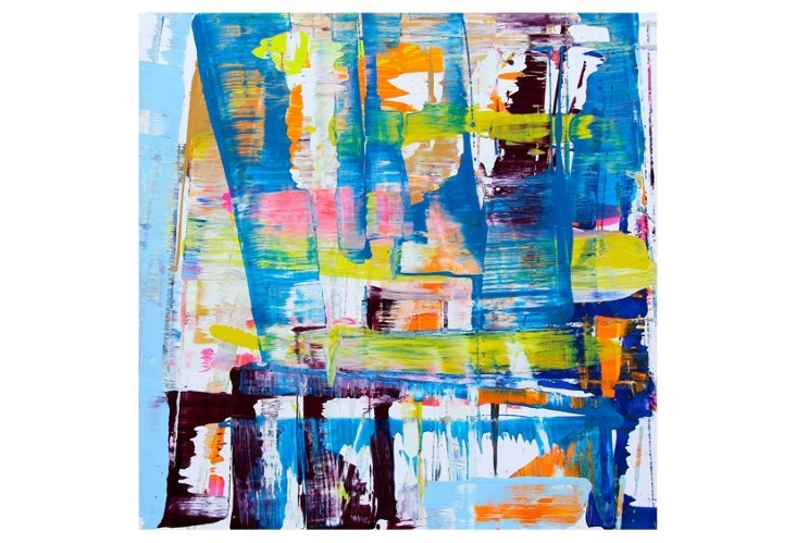 Lindsay Cowles, 24x24 Untitled 926 -DNU