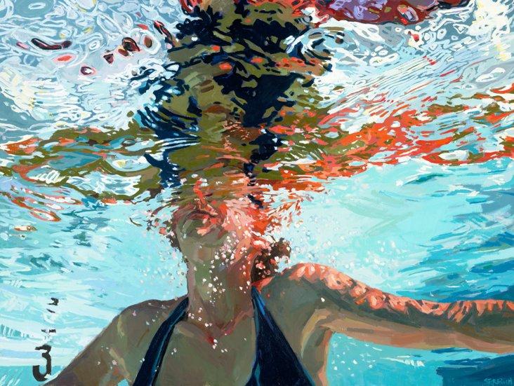 Samantha French, Three Feet Below