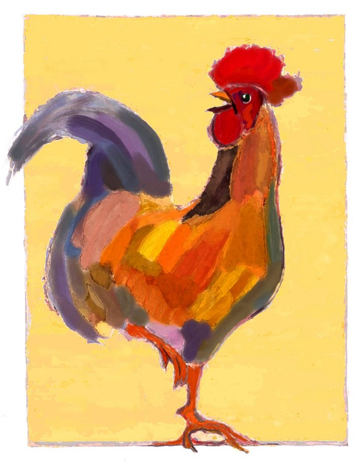 Ry Smith, Rooster