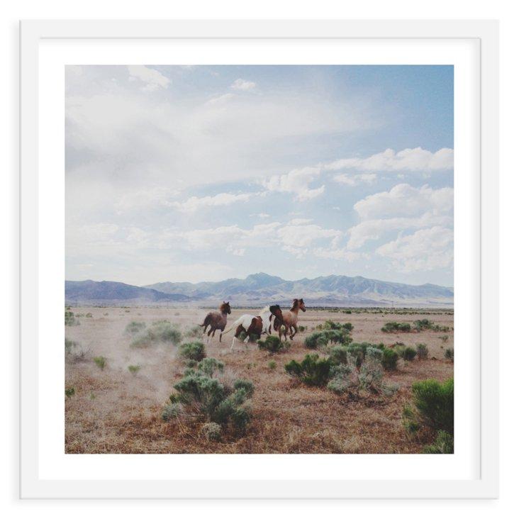 Kevin Russ, Running Horses