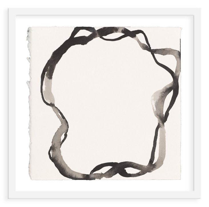 Jen Garrido, Black & White Loop I