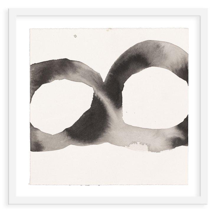 Jen Garrido, Black & White Loop II