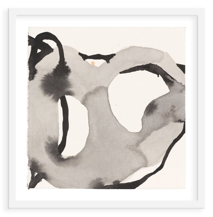 Jen Garrido, Black & White Loop III