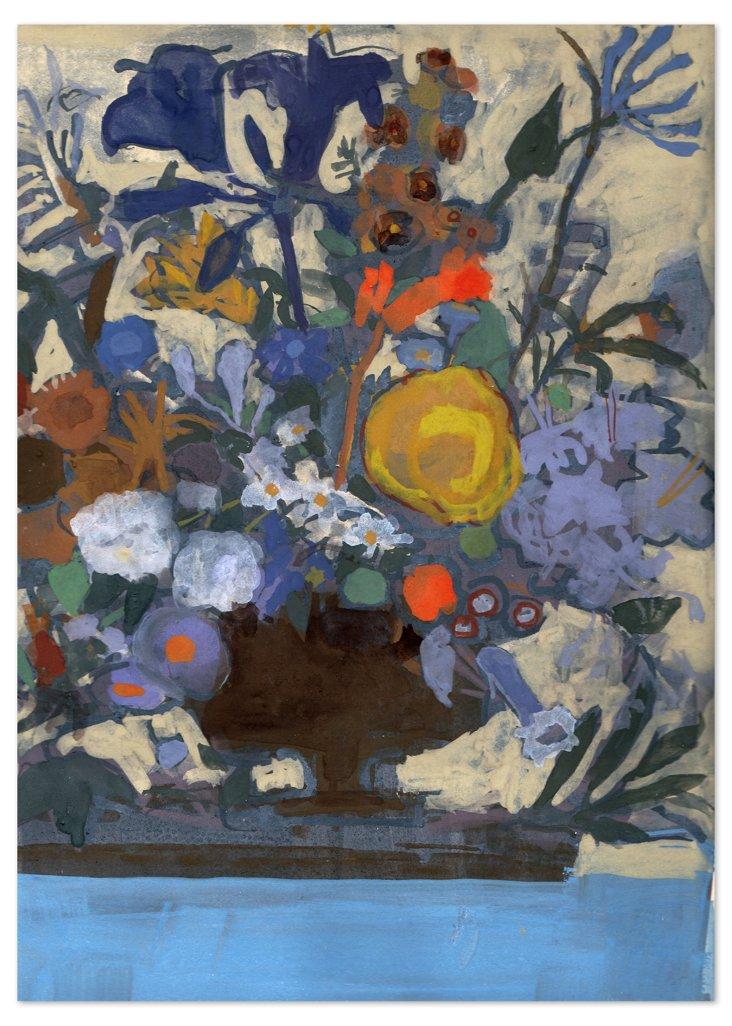 Liz Innvar, Blue Lily