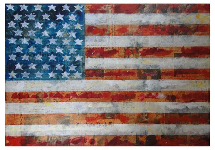 Julian Rapp, Flag
