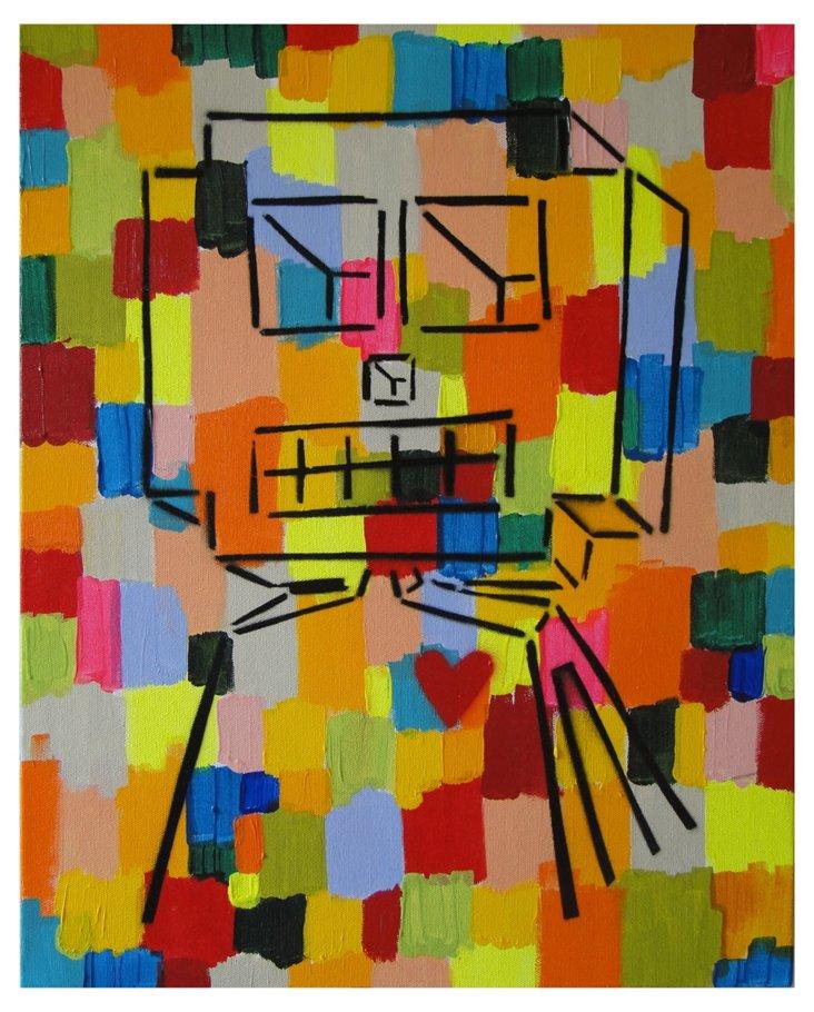 Julian Rapp, Robot 40