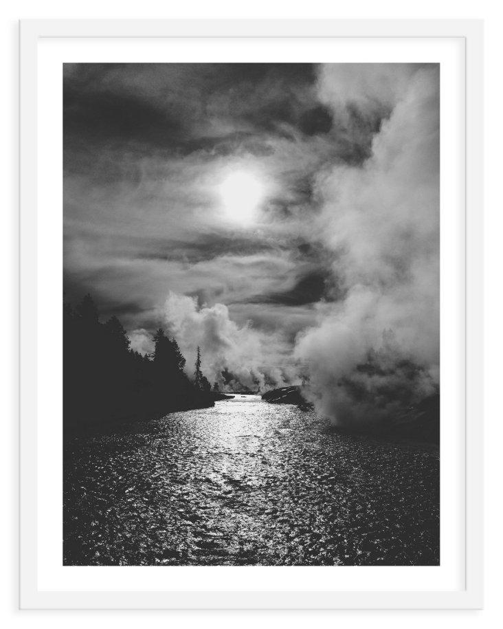 Kevin Russ, Geyser Steam