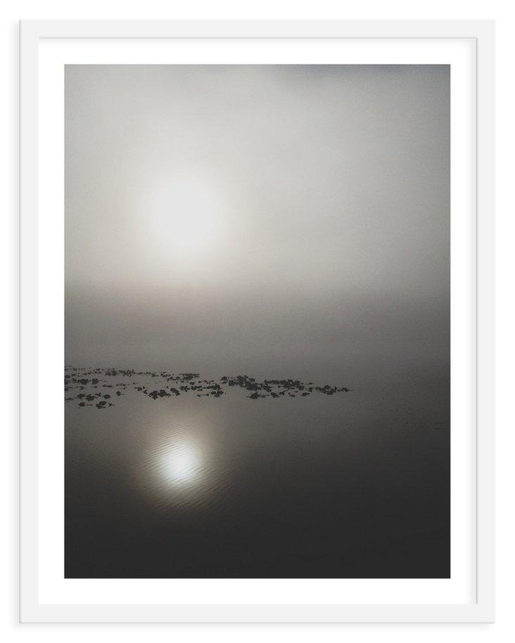 Kevin Russ, Foggy Morning Lake