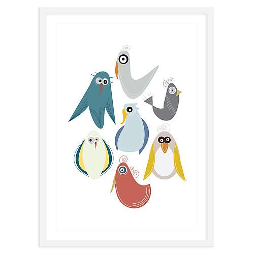 Bird is the Word, Mini, ModernPOP