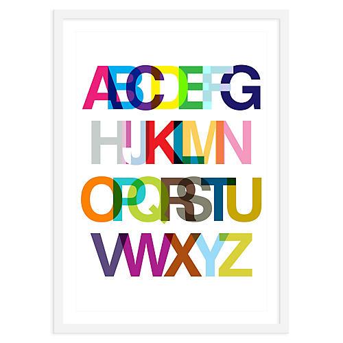 ModernPOP, Alphabetic Ode to Helvetica, Mini