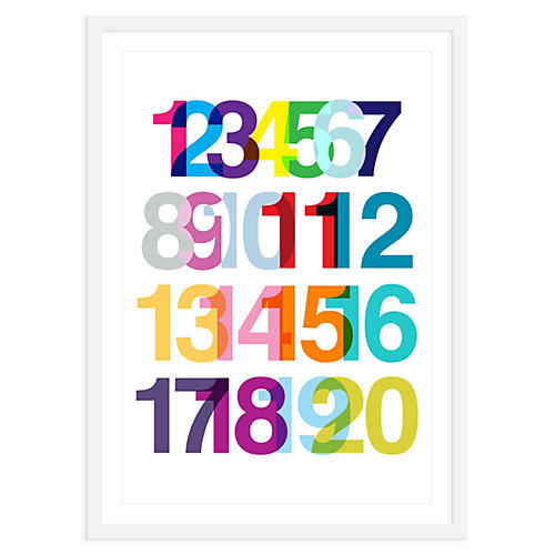 ModernPOP, Numerical Ode to Helvetica, Mini