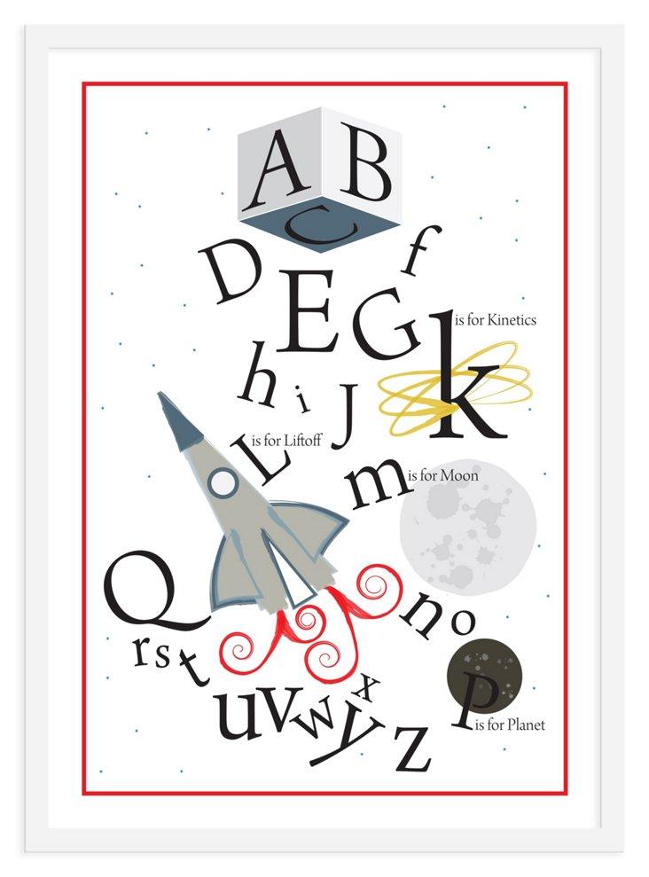 ModernPOP, Space Alphabet