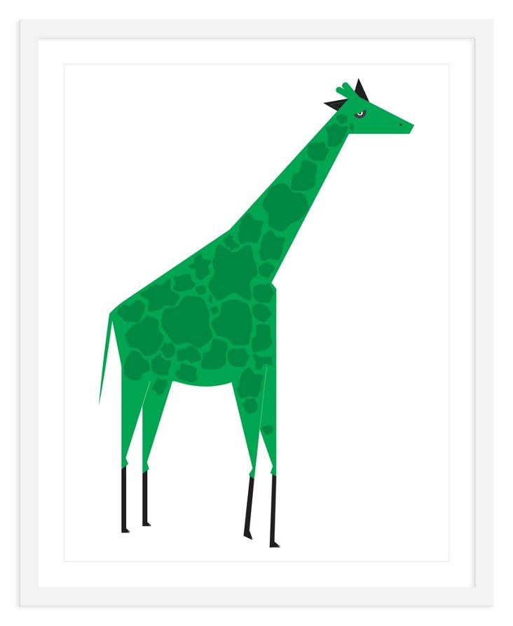 ModernPOP, Giraffe Green