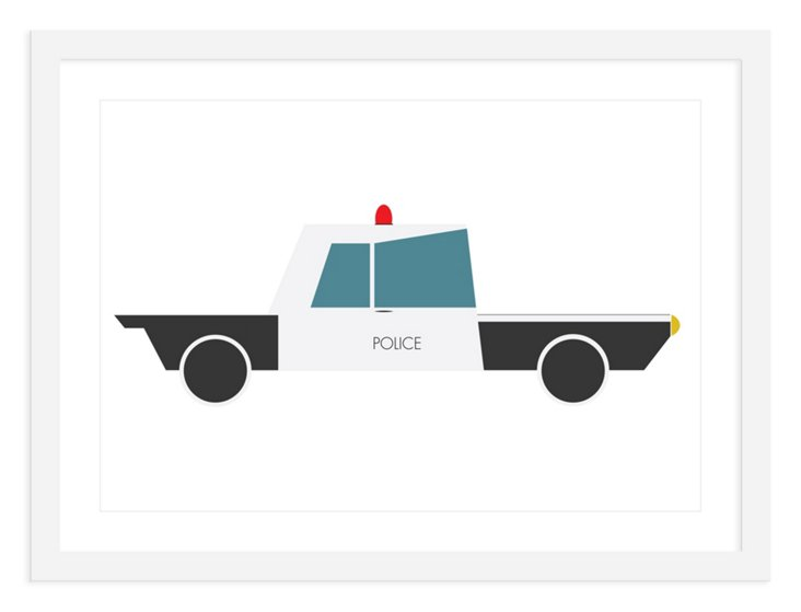ModernPOP, Police Car