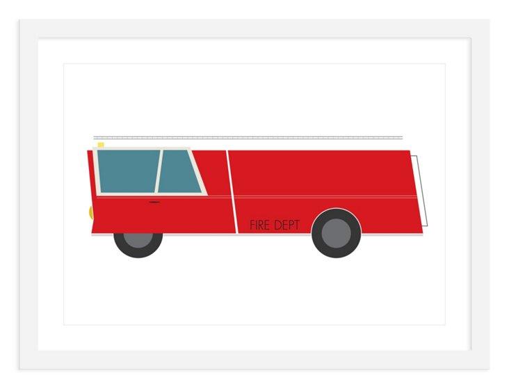 ModernPOP, Fire Truck