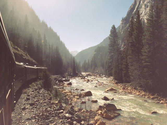 Kevin Russ, Colorado Canyon Railroad