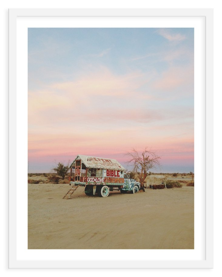 Kevin Russ, Folk Art Truck