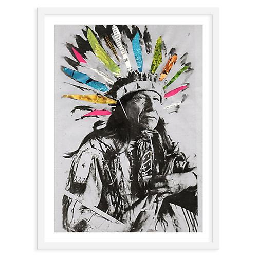 Ben Giles, Native American