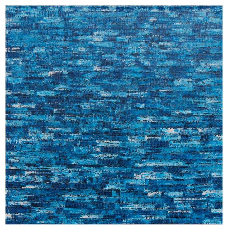 Bernard Dunaux, Blue