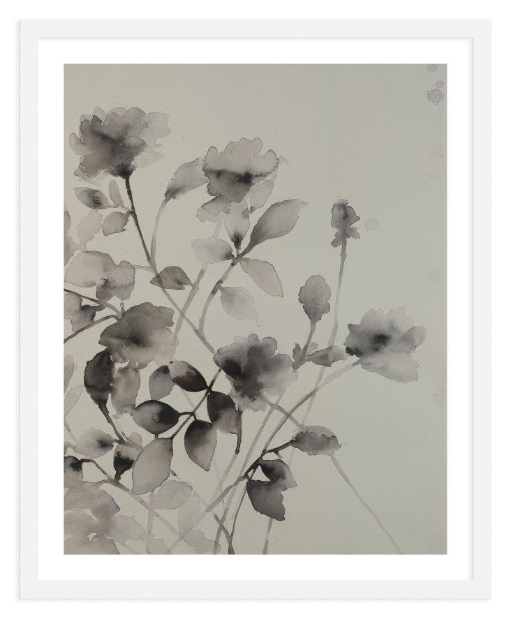Wild Roses Black Ink-DNU