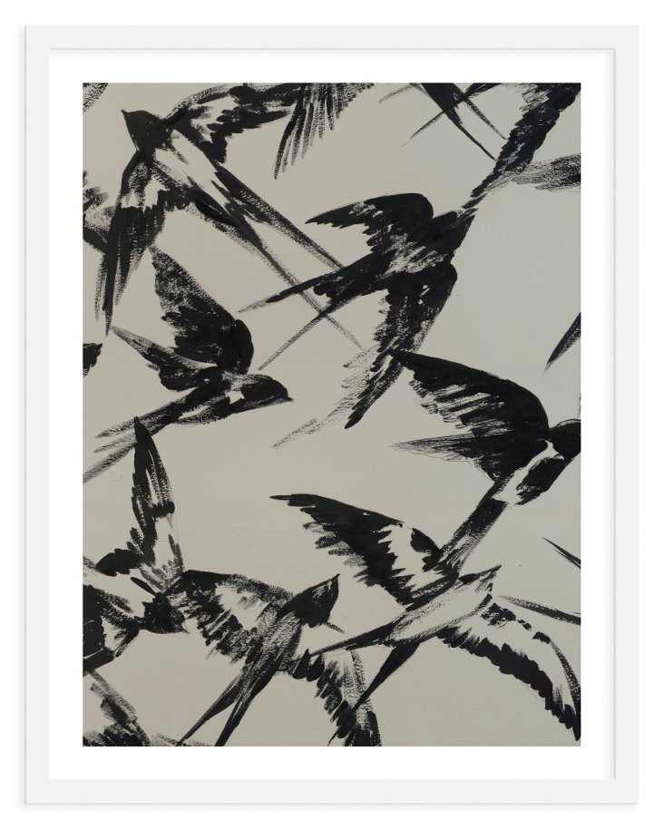 Lourdes Sanchez, Flying Swallows-DNU