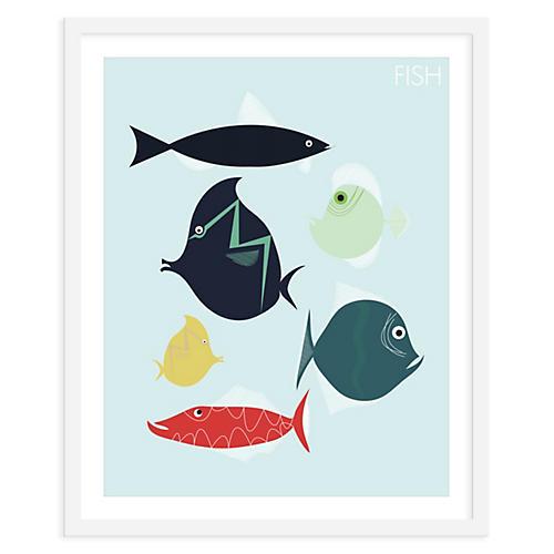 ModernPOP, Fish, Mini