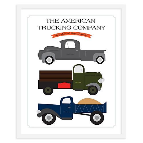 ModernPOP, The American Trucking Co., Mini