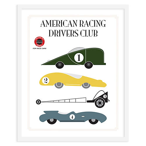 ModernPOP, American Racing Club