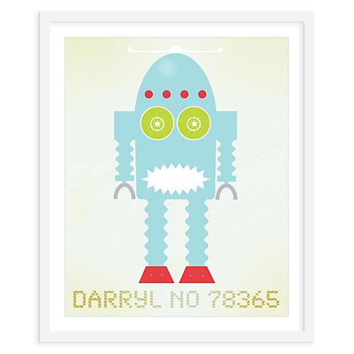 Darryl No. 78365 , Mini, ModernPOP