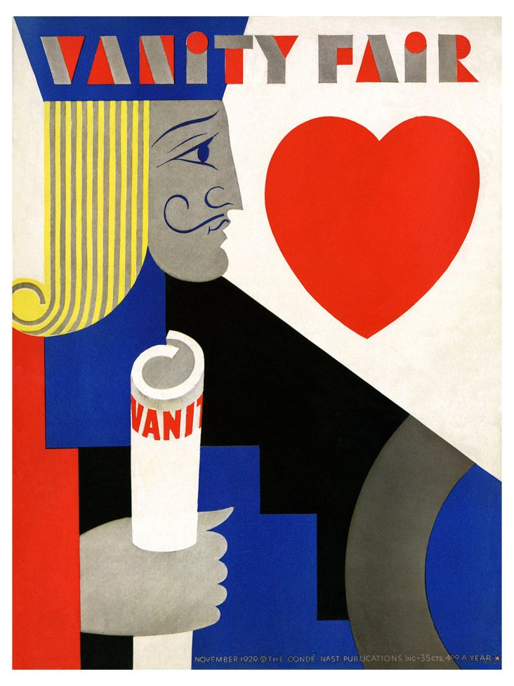 Vanity Fair, November 1929
