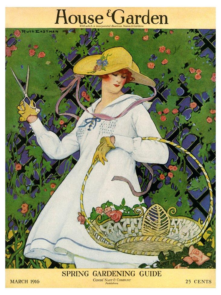 House & Garden, March 1916