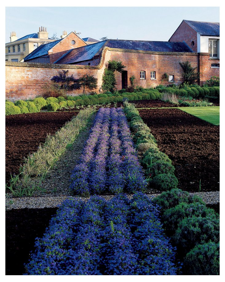 Bailhache, Woolton House gardens