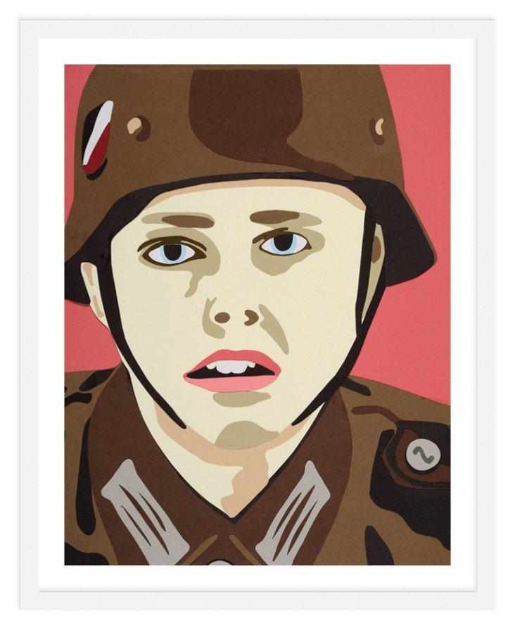 Rankin Willard, German Soldier