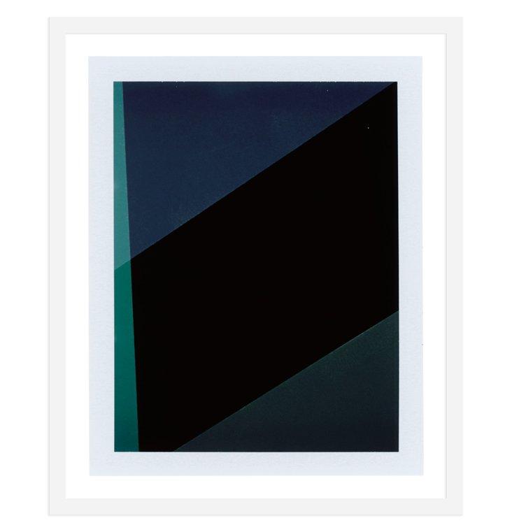 Joan Cuenco,  Blue Green II