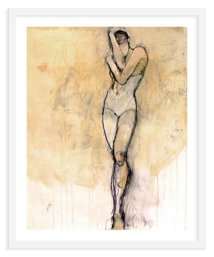Jylian Gustlin, Sketch I