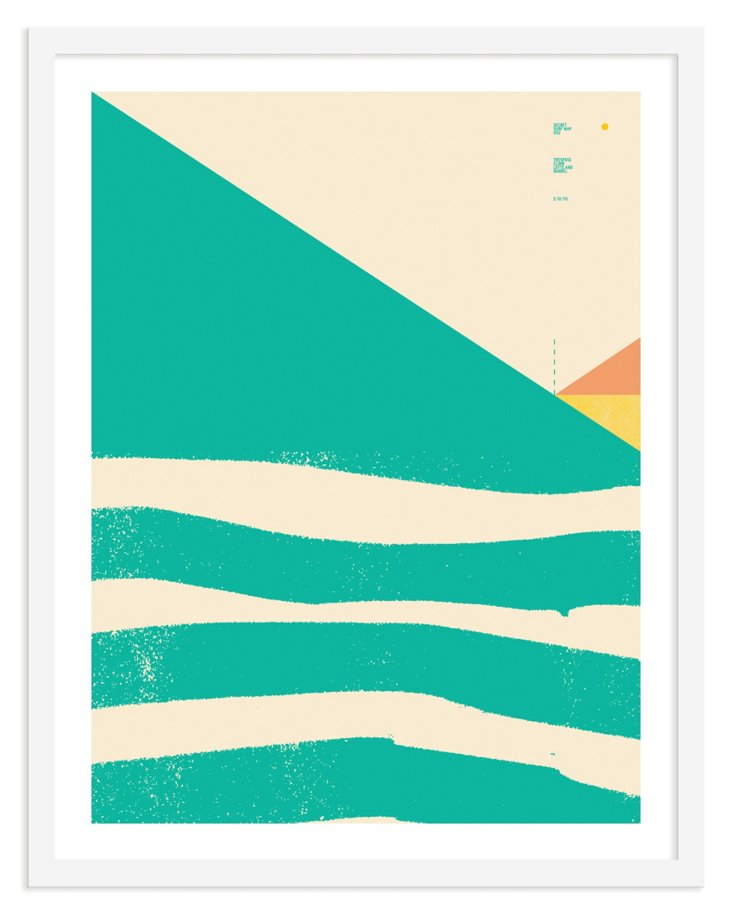 Matthew Korbel-Bowers, Surf Map II