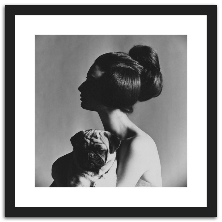Divine Beauty , Vogue September 1963-DNU