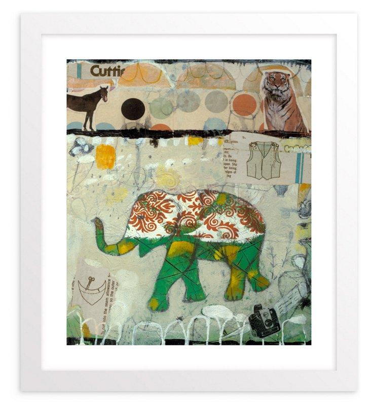Judy Paul, Elephant Pattern
