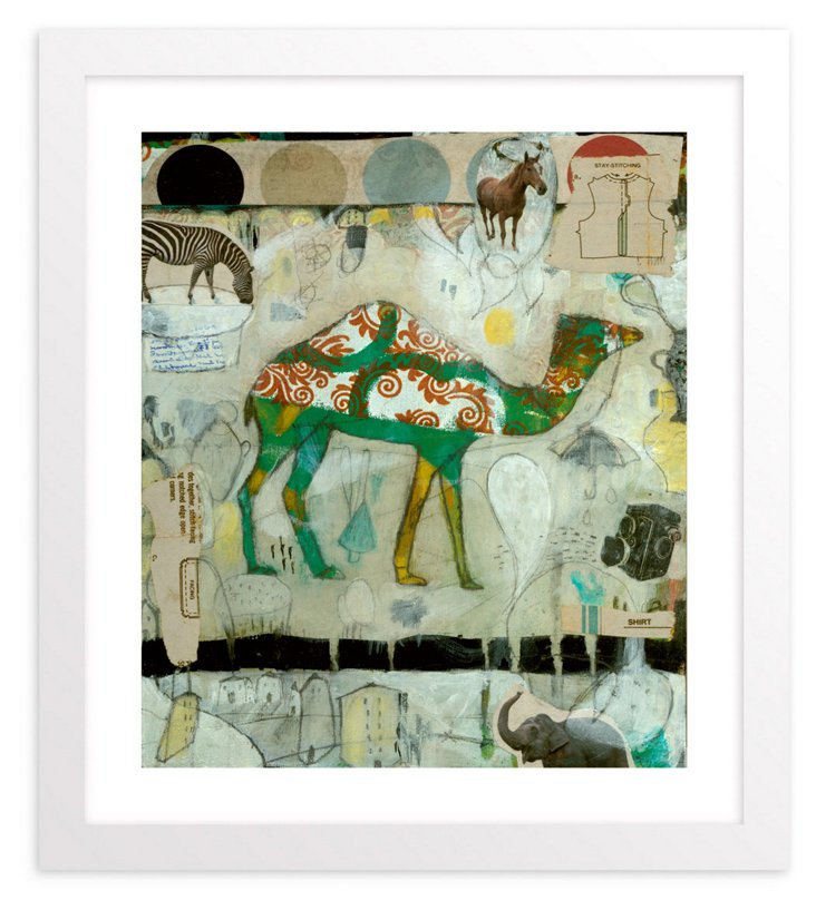 Judy Paul, Camel Pattern