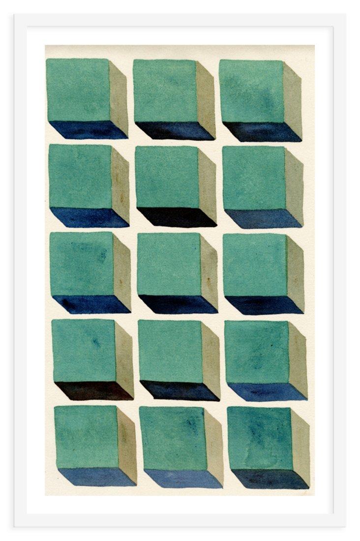 Seafoam Cube-DNU