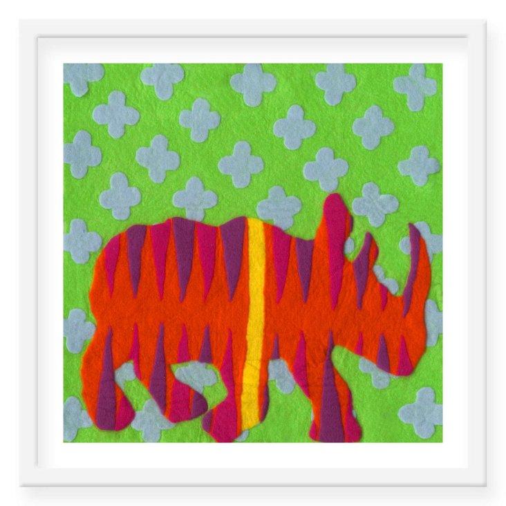 Maryanne Quinn, Backgammon Rhino