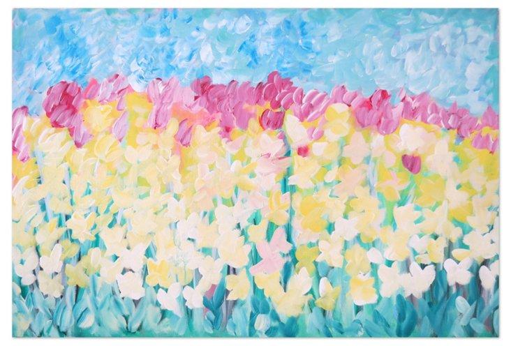 Jennifer Latimer, Spring's First Blooms