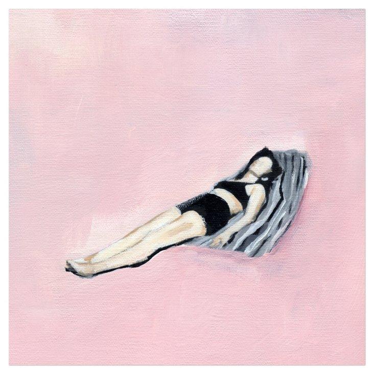 Lisa Golightly, Pink Bather