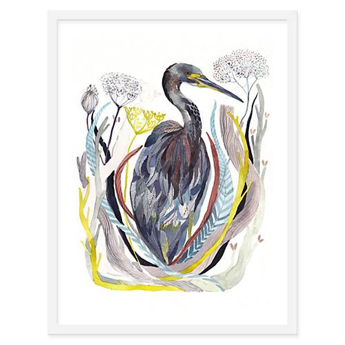 Michelle Morin, Heron