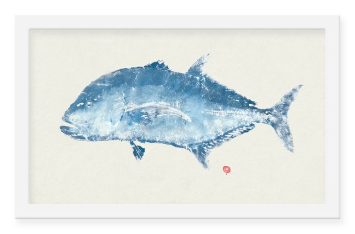 East End Fish, Bluefin Trevally